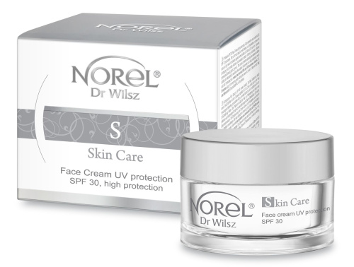 Norel Dr. Wilsz Skin Care - Face cream high protection, SPF 30 Защитный крем SPF 30